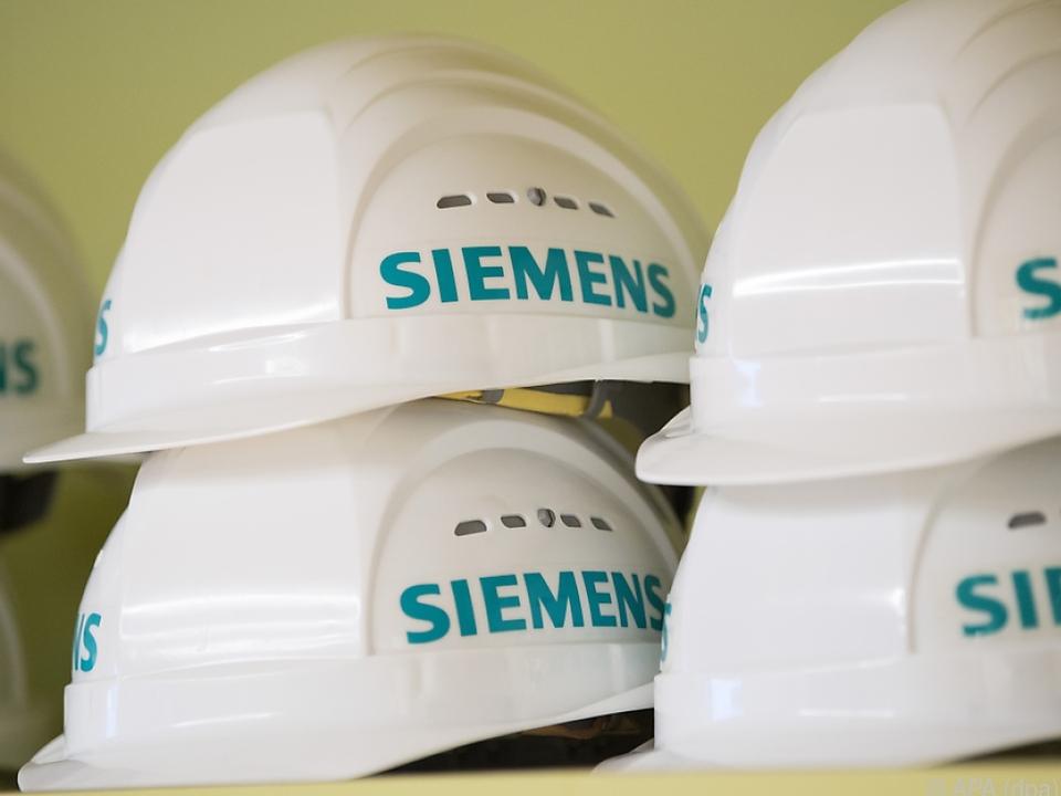 Siemens entlässt sein Energiegeschäft in die Eigenständigkeit