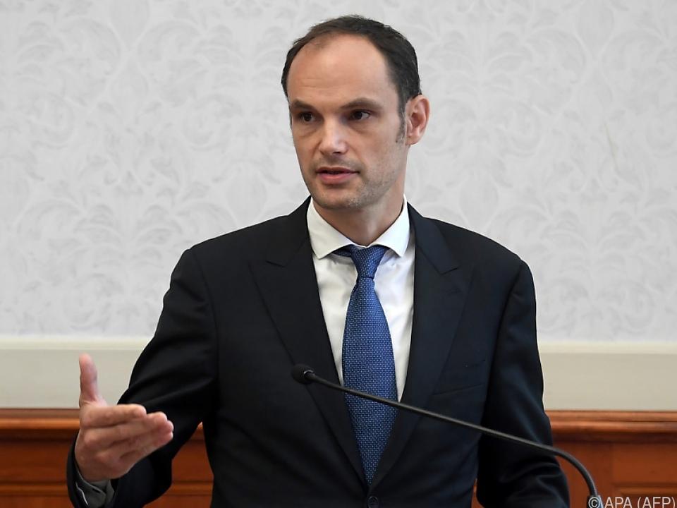 Sloweniens Außenminister Anze Logar reiste nach Wien