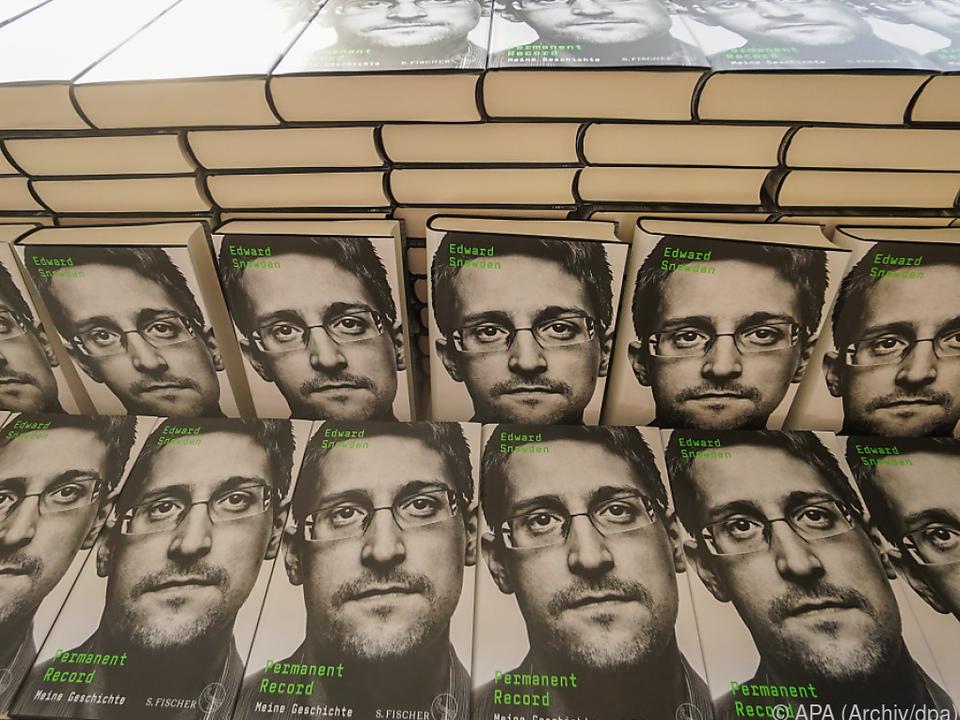 Snowden droht immer noch ein Spionage-Prozess