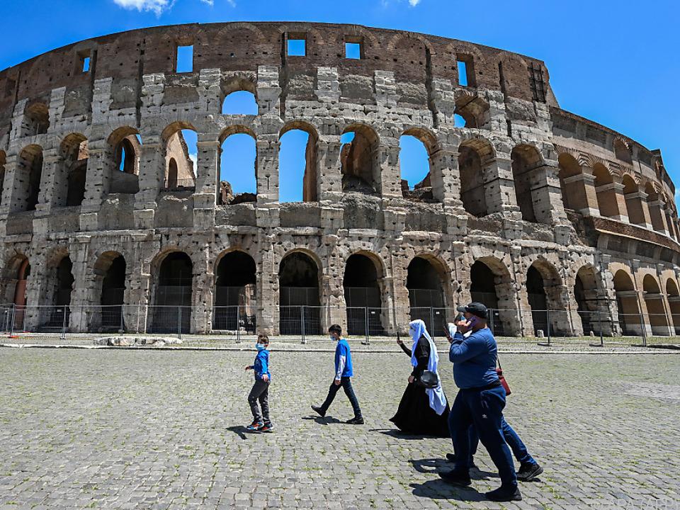 Starker Rückgang bei Touristen aus dem Ausland
