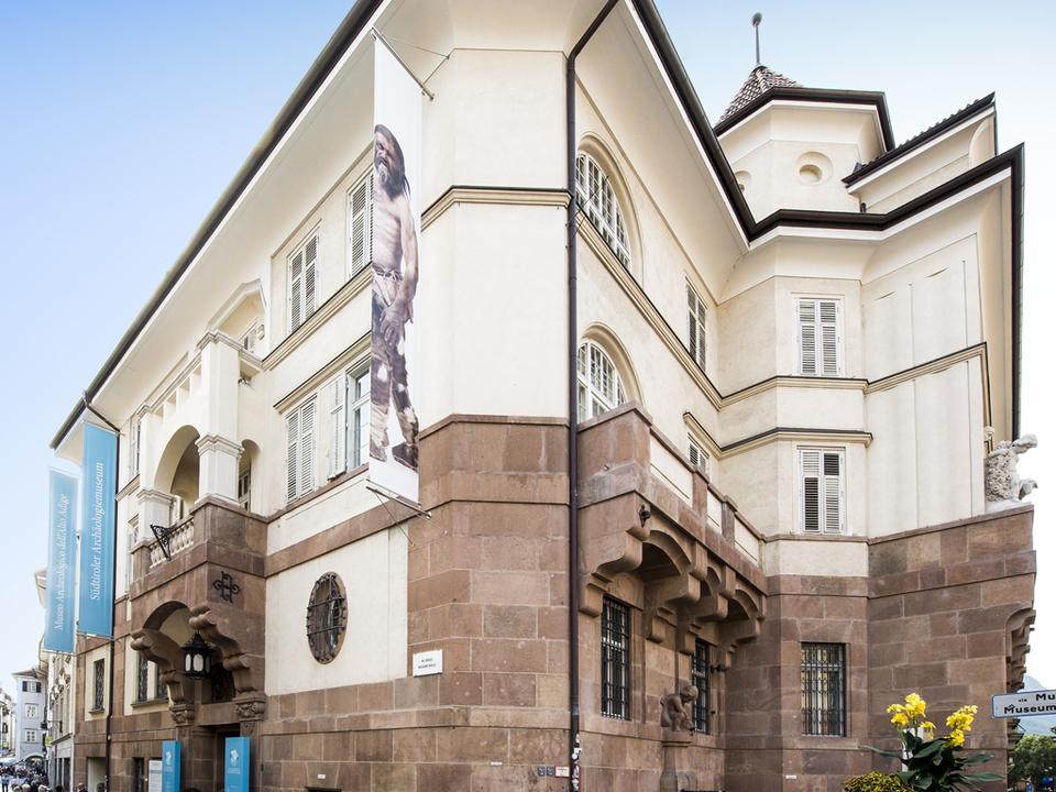 Südtiroler Archäologiemuseum Foto foto-dpi