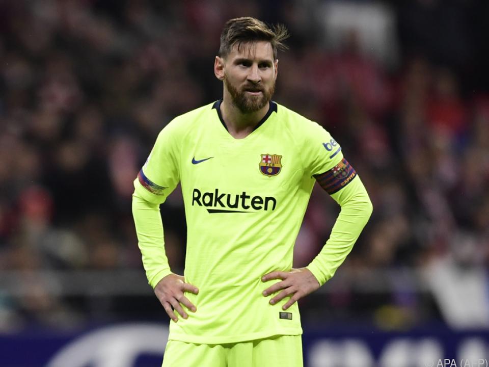 Superstar Lionel Messi möchte den FC Barcelona verlassen