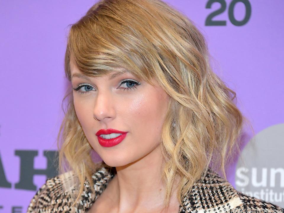 Swifts Album steht seit Wochen an er Chartspitze