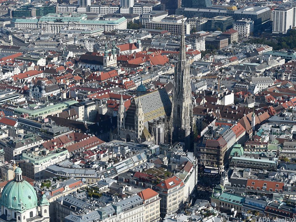 Über Wien könnte eine Reisewarnung verhängt werden