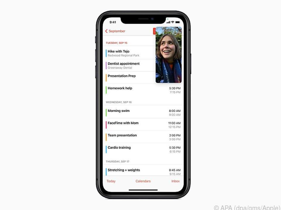 Bild-in-Bild: Damit kann man Videos oder Videochats in andere Apps mitnehmen