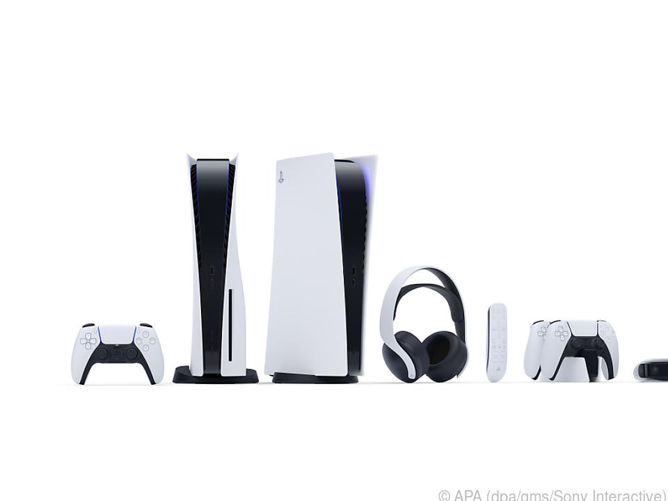 Die Playstation 5 gibt es mit (links) und ohne Laufwerk