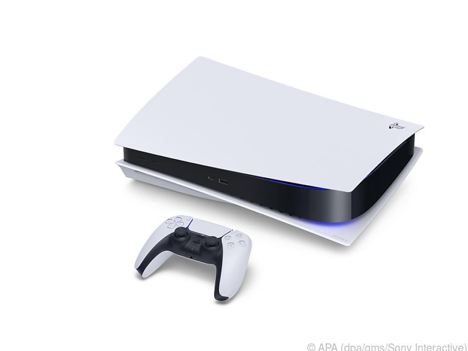 Ungewöhnliches Design: Die Playstation 5 sieht ganz anders aus als ihr Vorgänger