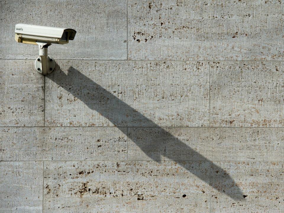 Videoüberwachung immer weiter verbreitet