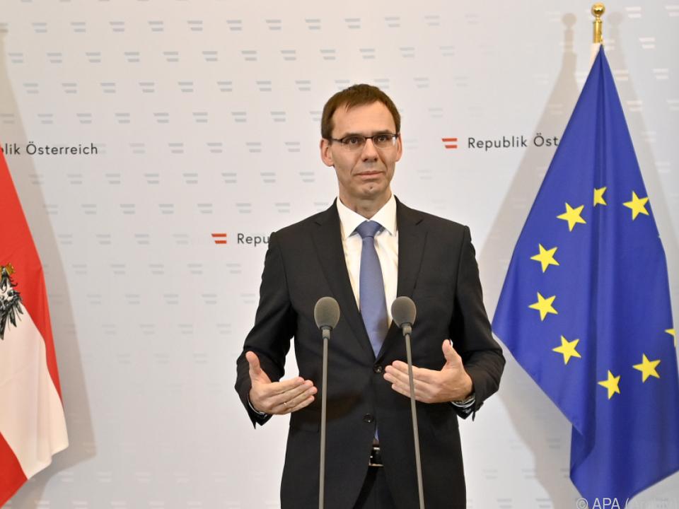 Vorarlbergs LH Wallner fürchtet um den Tourismus
