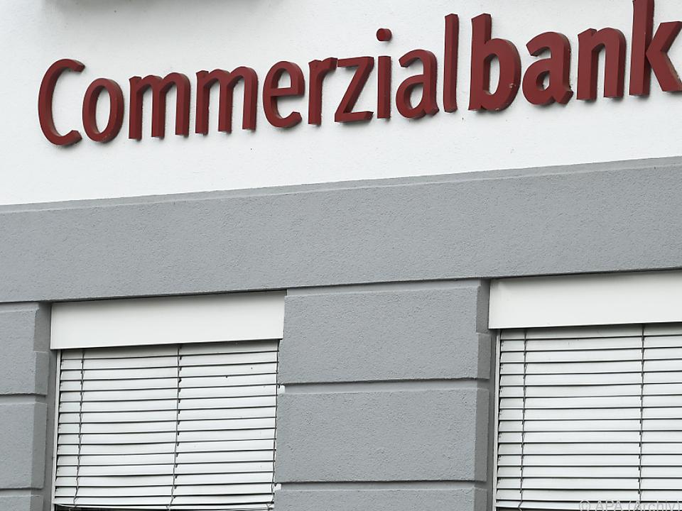 Weitere Details in Causa Commerzialbank