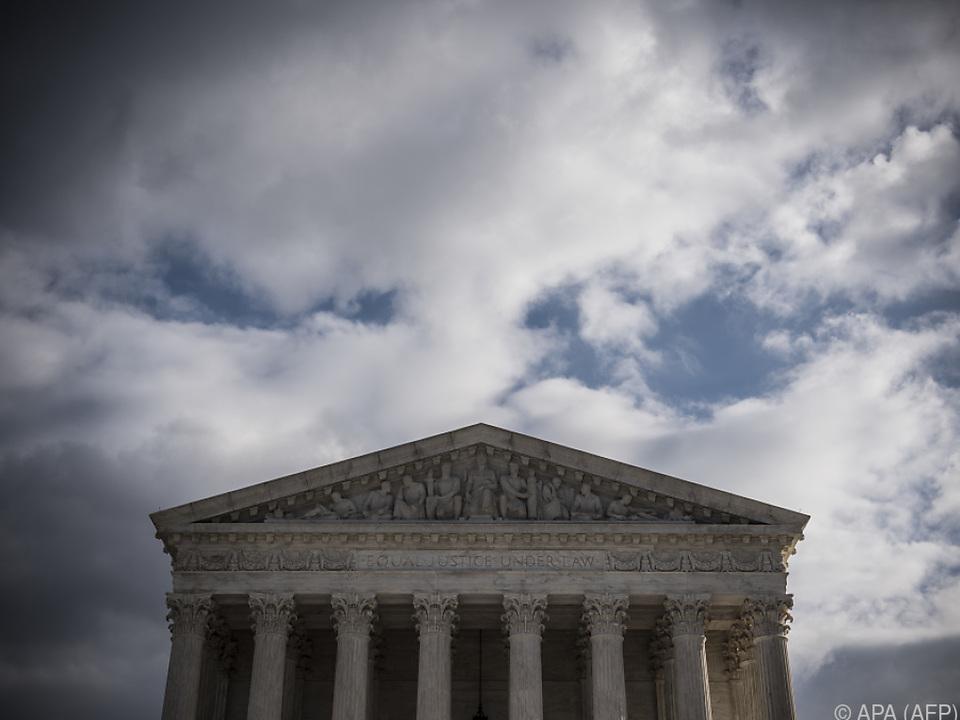 Wer zieht neu in den Supreme Court ein?