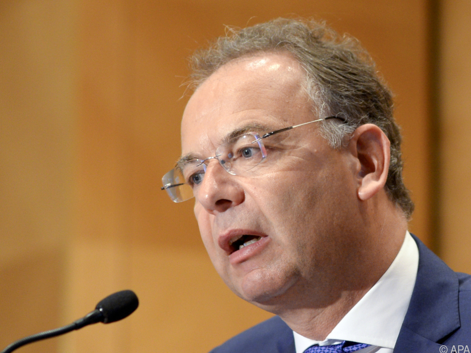 Wienerberger-Chef Heimo Scheuch sieht anderswo bessere Chancen
