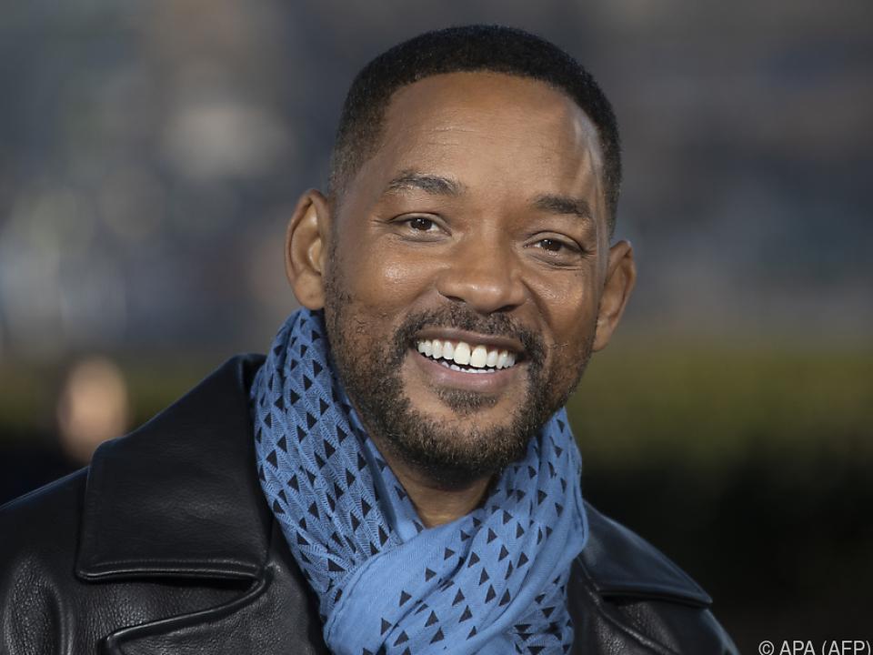 Will Smith ist diesmal als Produzent beteiligt