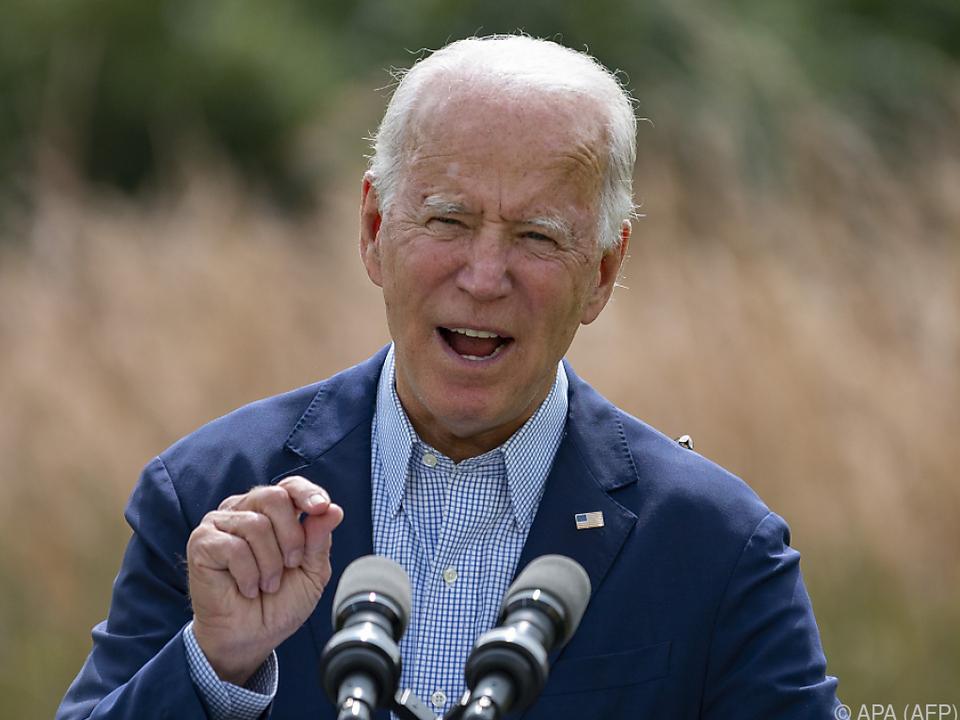 Zahlreiche Falschinformationen über Joe Biden kursieren