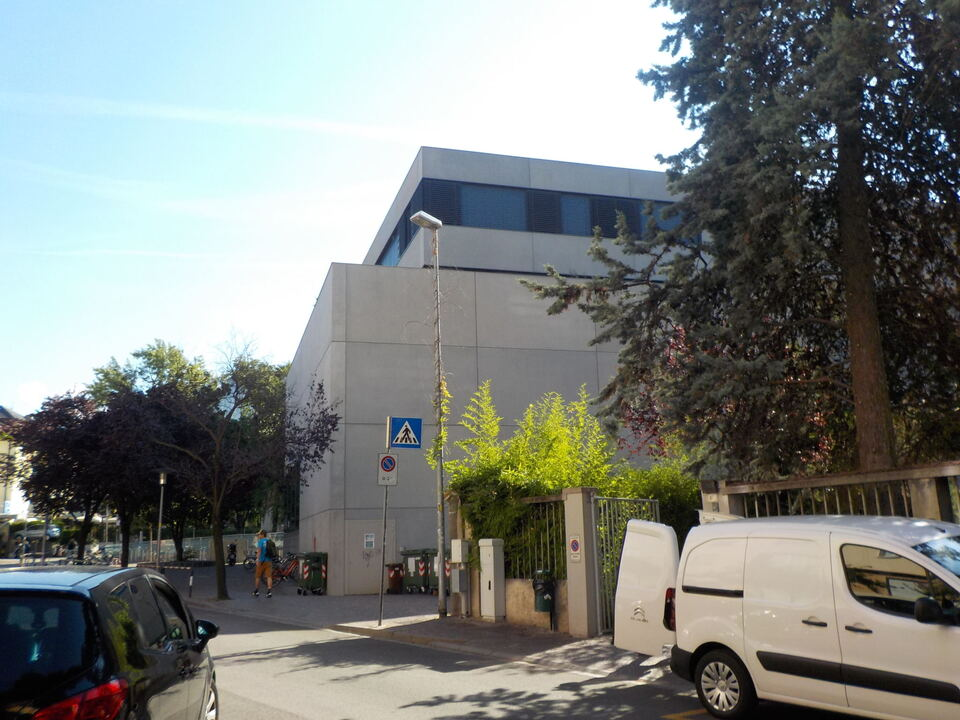 Carducci Schule Lyzeum Bozen