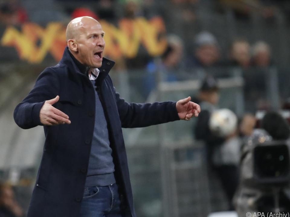 2 Mio. Euro Ablöse für Trainer Struber