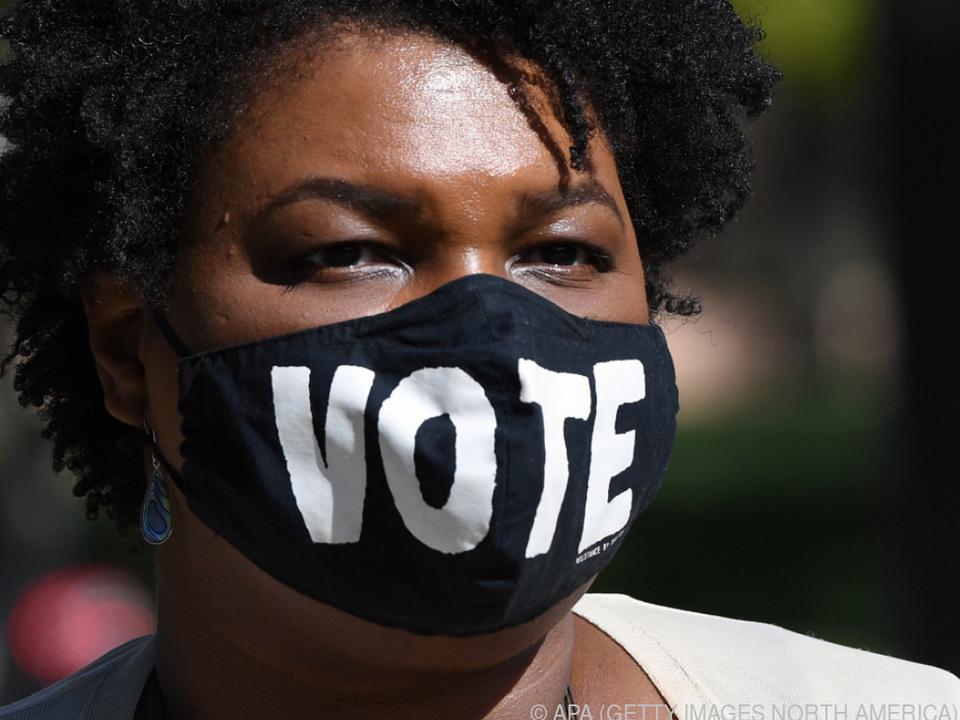 59 Millionen US-Bürger haben bereits abgestimmt