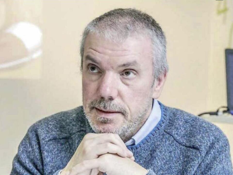 Paolo Valente Caritas-Direktor