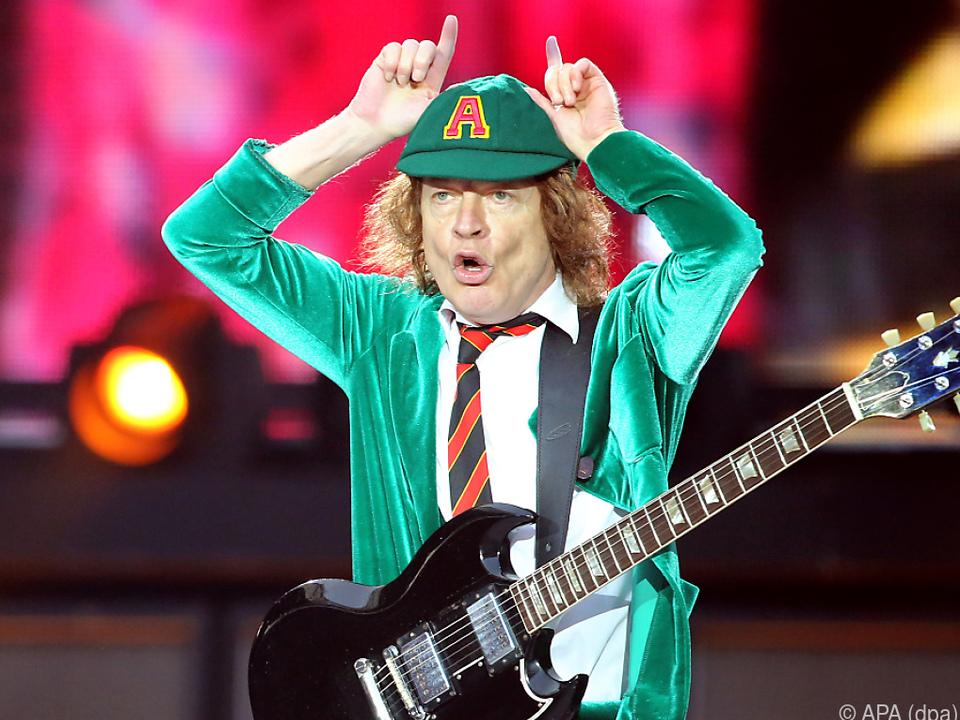 AC/DC kehren zurück