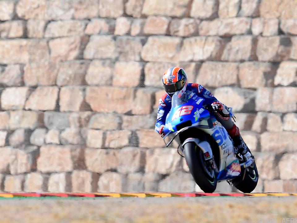 Alex Rins trägt sich in die Siegerliste dieser MotoGP-Saison ein
