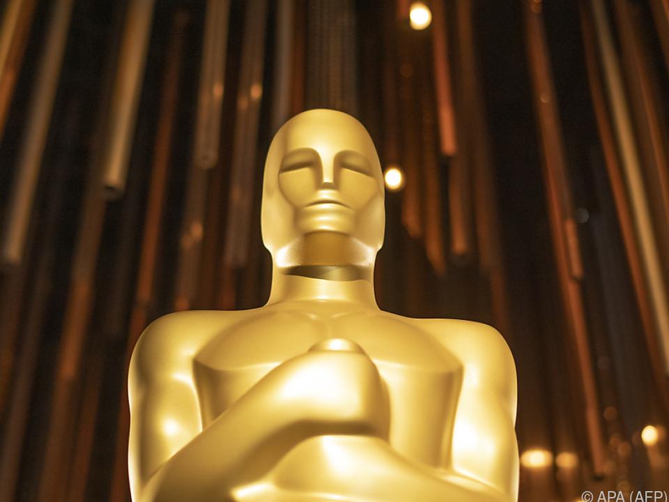Alle hoffen auf einen Oscar