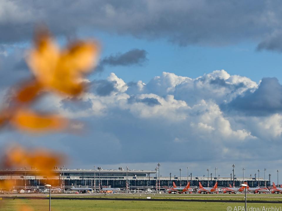 Am 31. Oktober soll der Flughafen eröffnet werden