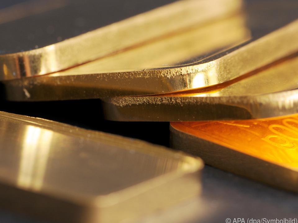 Anleger greifen vermehrt zu Gold