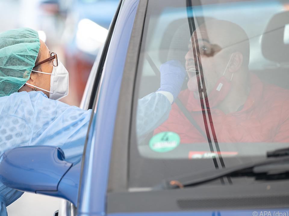 Auch in Deutschland steigt die Zahl der Neuinfektionen