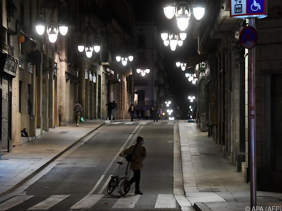 Auch in Spanien steigen die Zahlen wieder rasant an