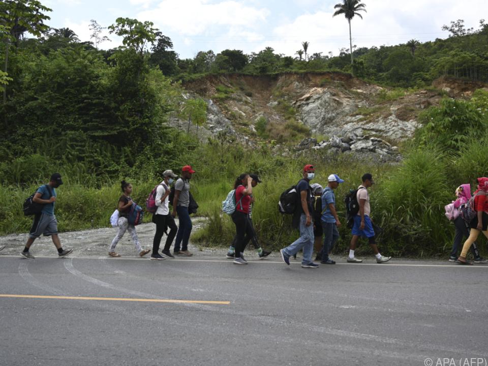 Auch Migranten müssen sich an Gesetze halten