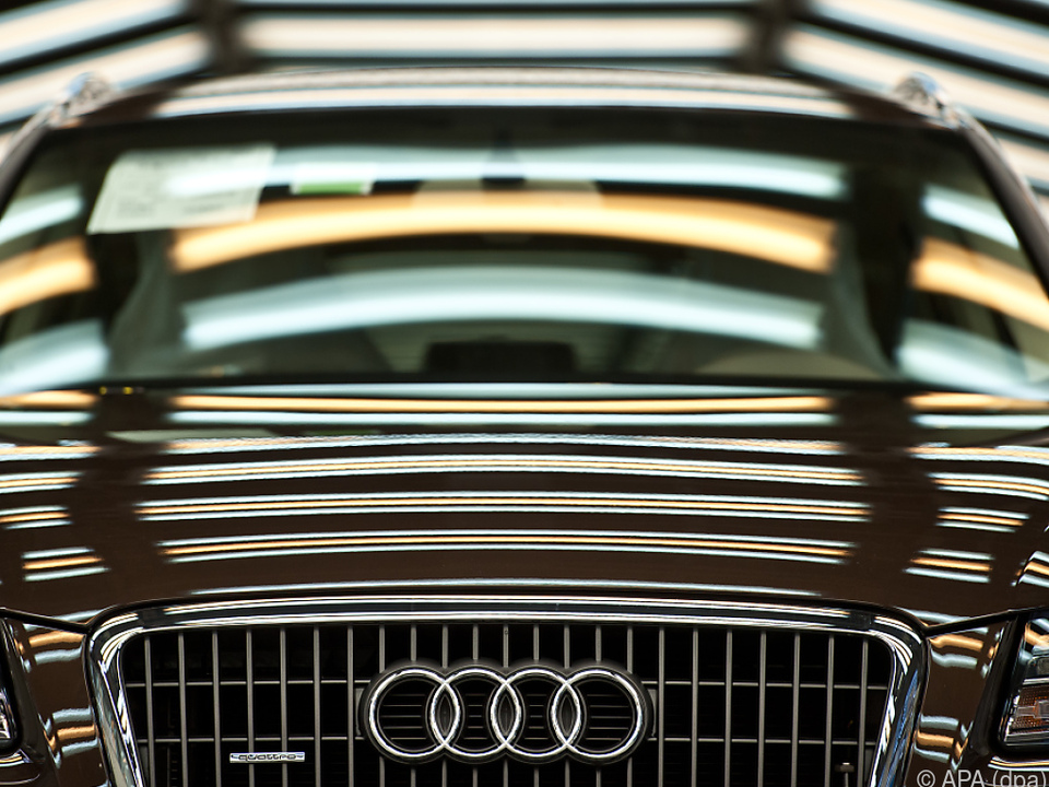 Audi setzt auf E-Autos mit Batterie