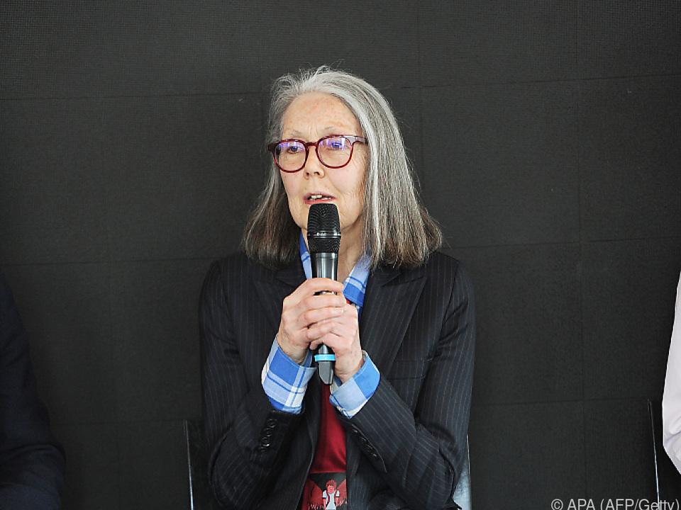 Autorin Anne Carson bekommt den Asturien-Preis