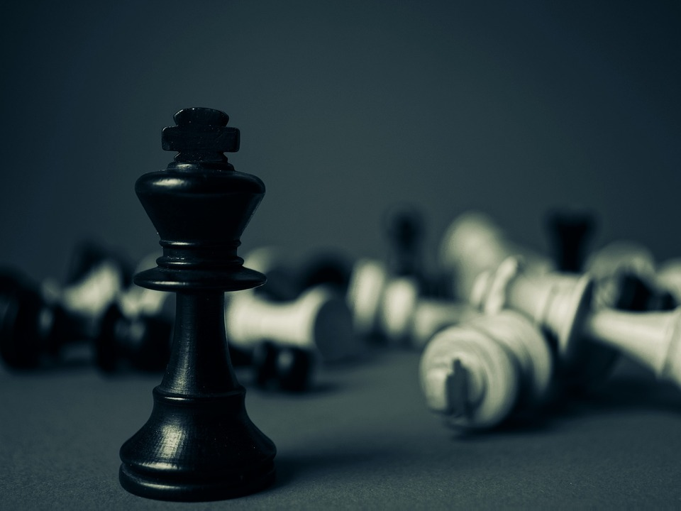 Schach Schachmatt