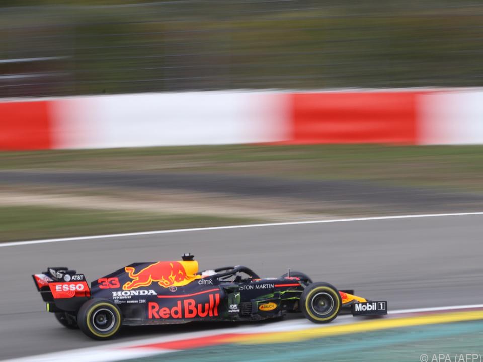 Bei Red Bull Racing besteht Handlungsbedarf