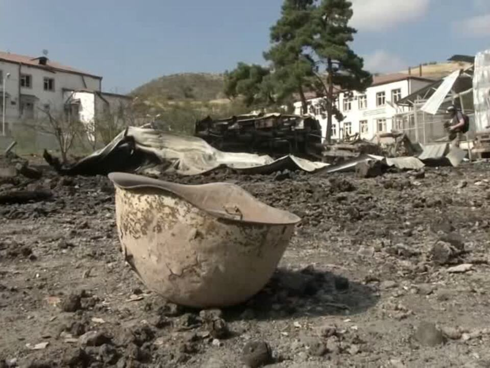 Berg-Karabach vor humanitärer Katastrophe
