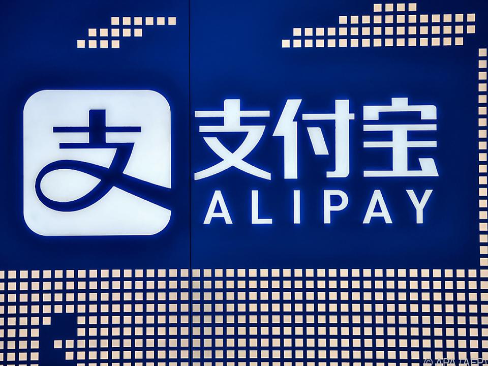 Bezüglich Alipay gibt es offenbar Bedenken