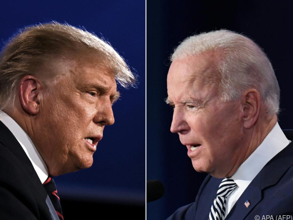 Biden erwägt wegen Trumps Infektion Debattenabsage
