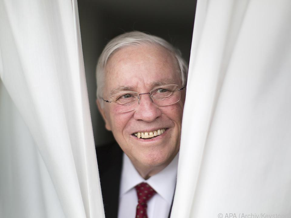 Blocher wird bald 80