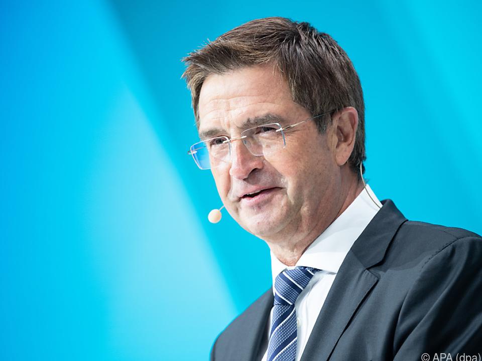 BMW-Betriebsratschef Schoch ist guter Dinge