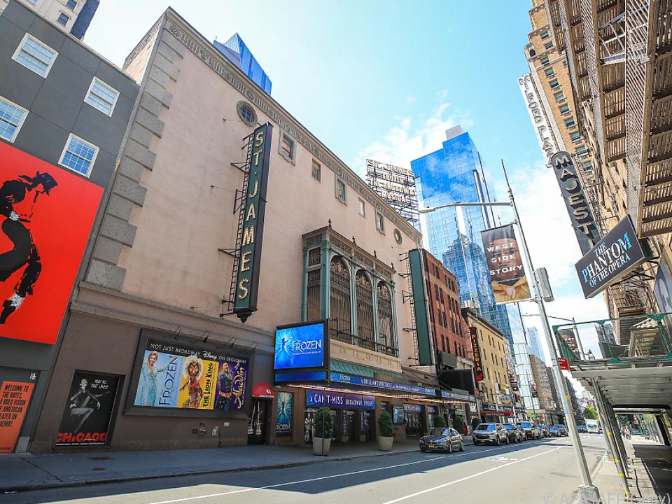 Broadway - Legendäre Unterhaltungsmeile in New York