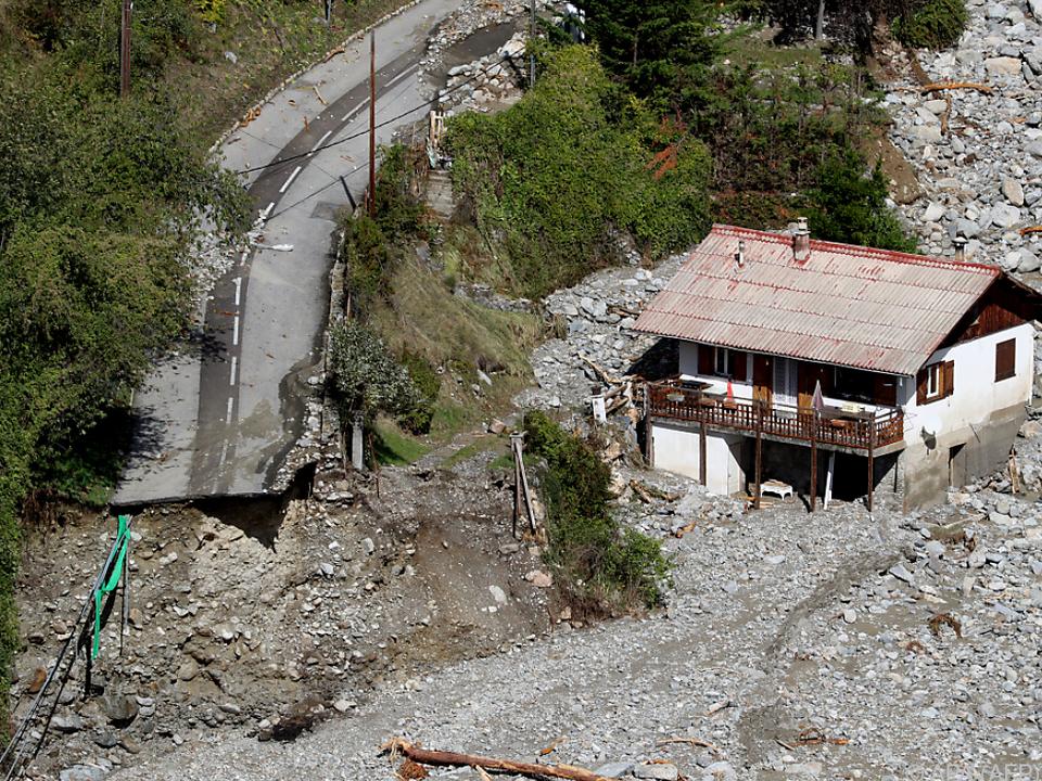 Chaos in Südfrankreich nach Überflutungen und Unwettern