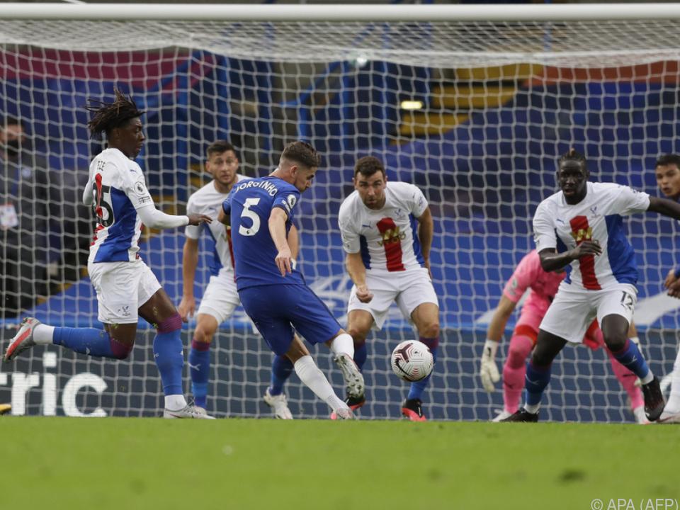 Chelsea holte leichte drei Punkte