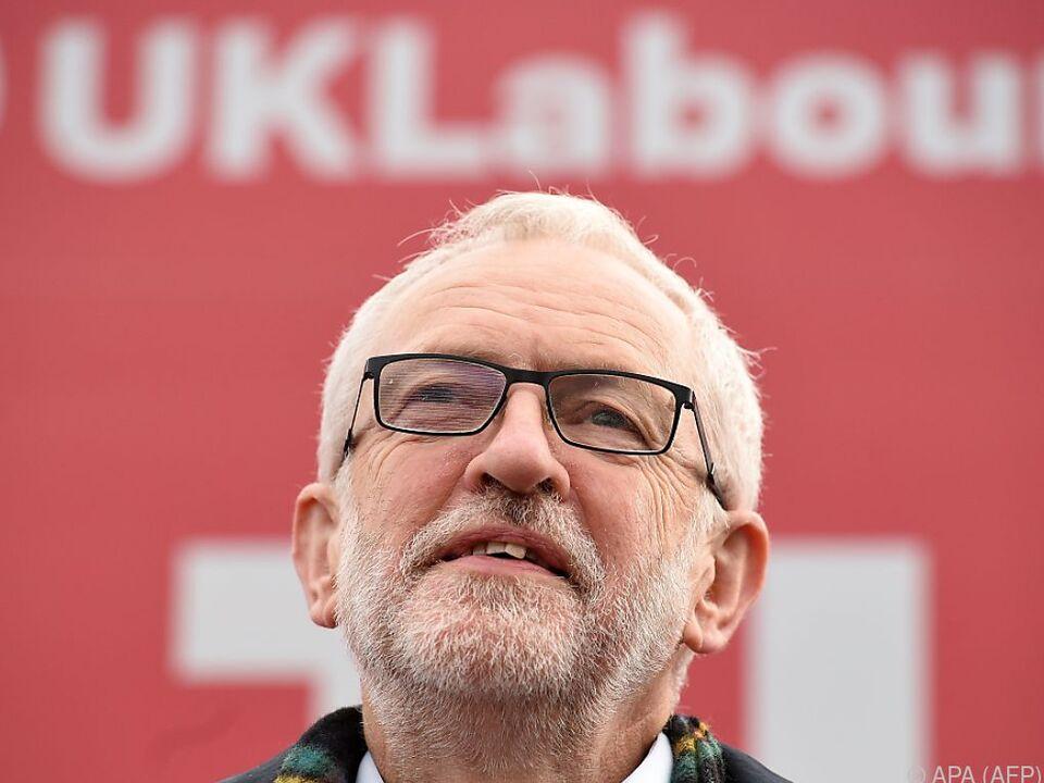 Corbyn wies die Vorwürfe in weiten Teilen zurück