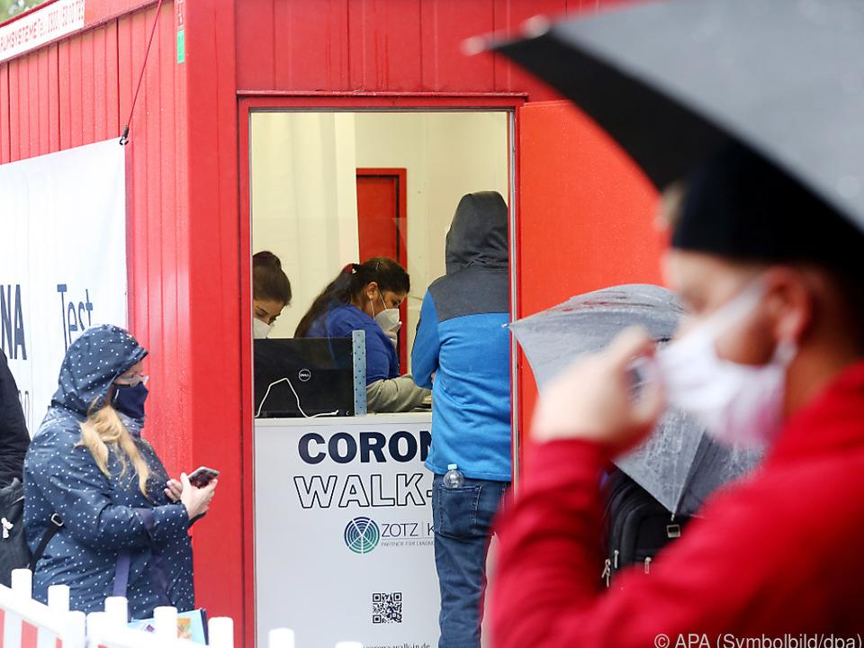 Das Coronavirus breitet sich in Europa immer weiter aus