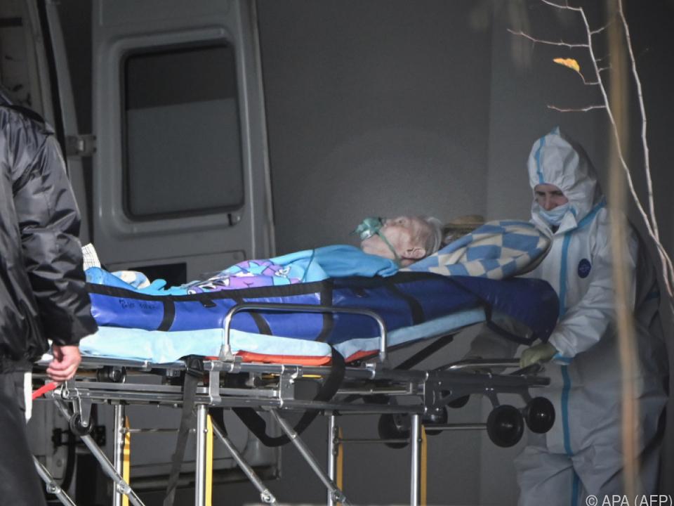 Das Coronavirus setzt die Gesundheitssysteme unter Druck