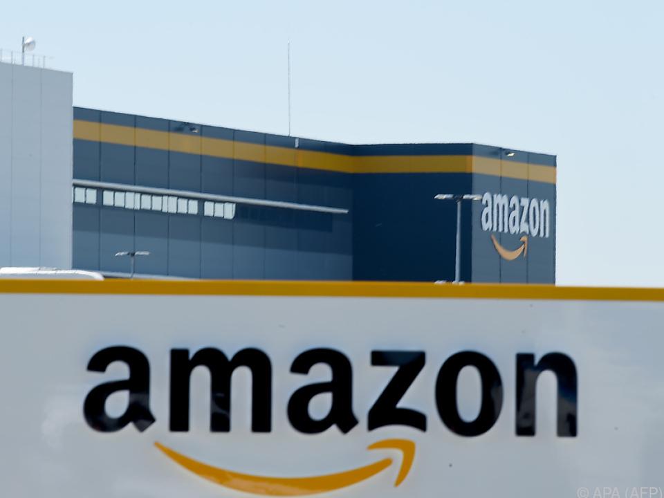 Das Geschäft von Amazon könnte kaum besser laufen
