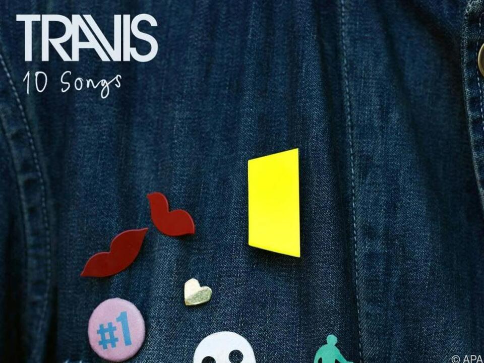 Das inzwischen neunte Studioalbum der schottischen Band