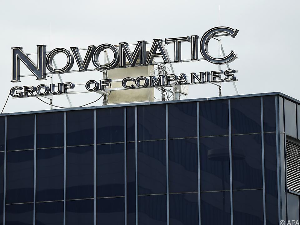Das Mock-Institut bestreitet Zahlung von Novomatic