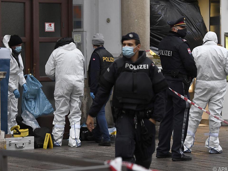 Das Opfer wurde von vorbeigehenden Passanten entdeckt