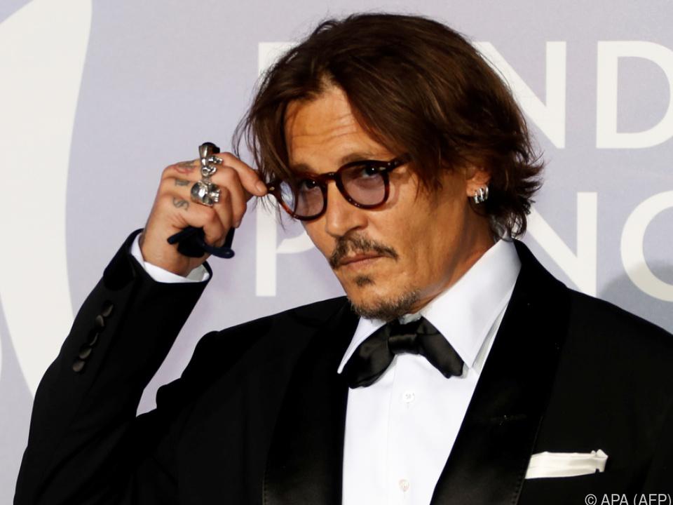 Depp wurde für seine Darstellung bereits von Kritikern gelobt